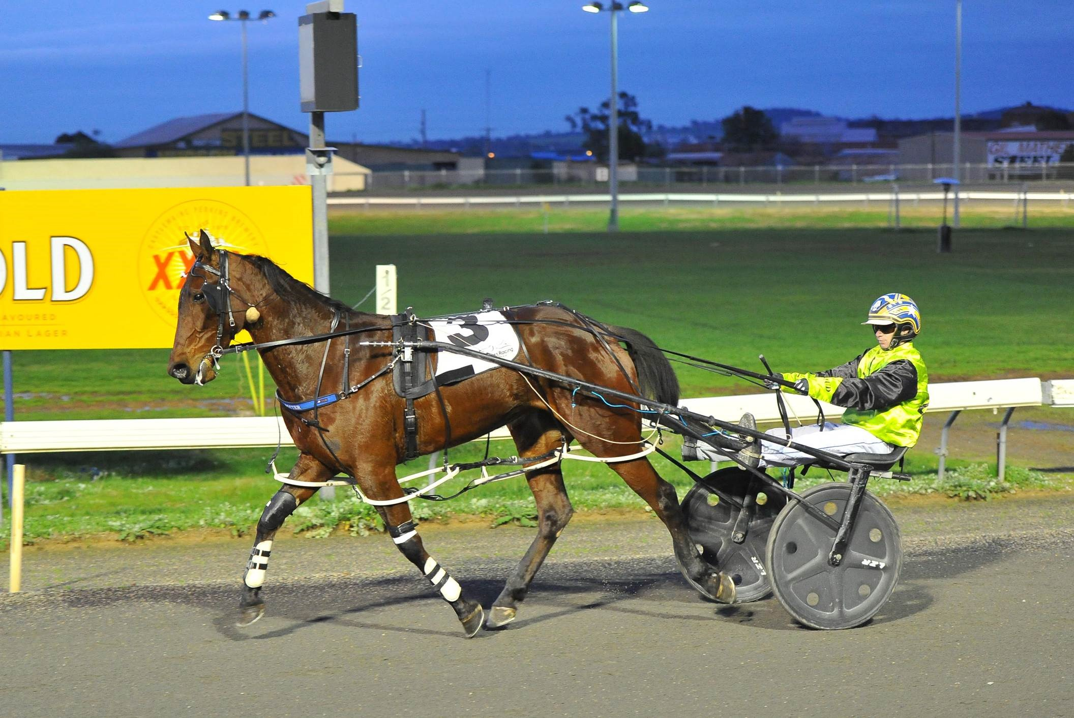 Wicked Nights scores at Wagga