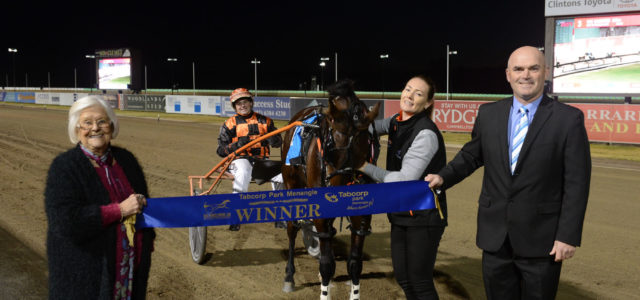 IT'S A MARQUEE NIGHT FOR TANYIA