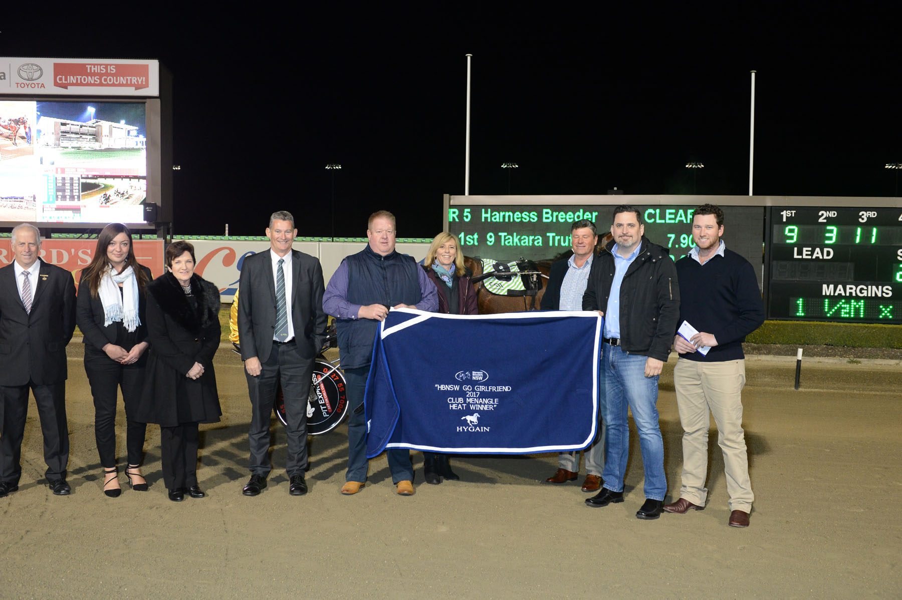 Takara Truffle produces career best run to win Group Three event