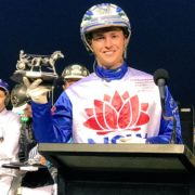 Young gun claims slice of history