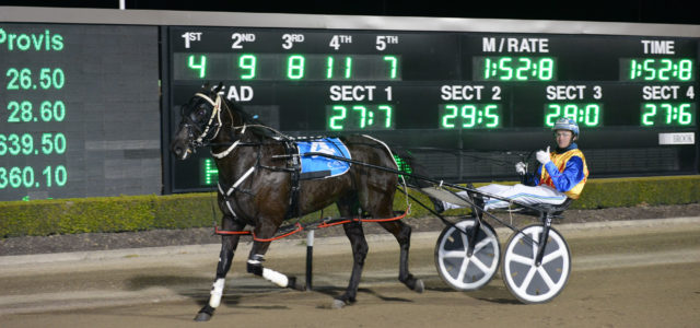 Preview: Menangle August 12
