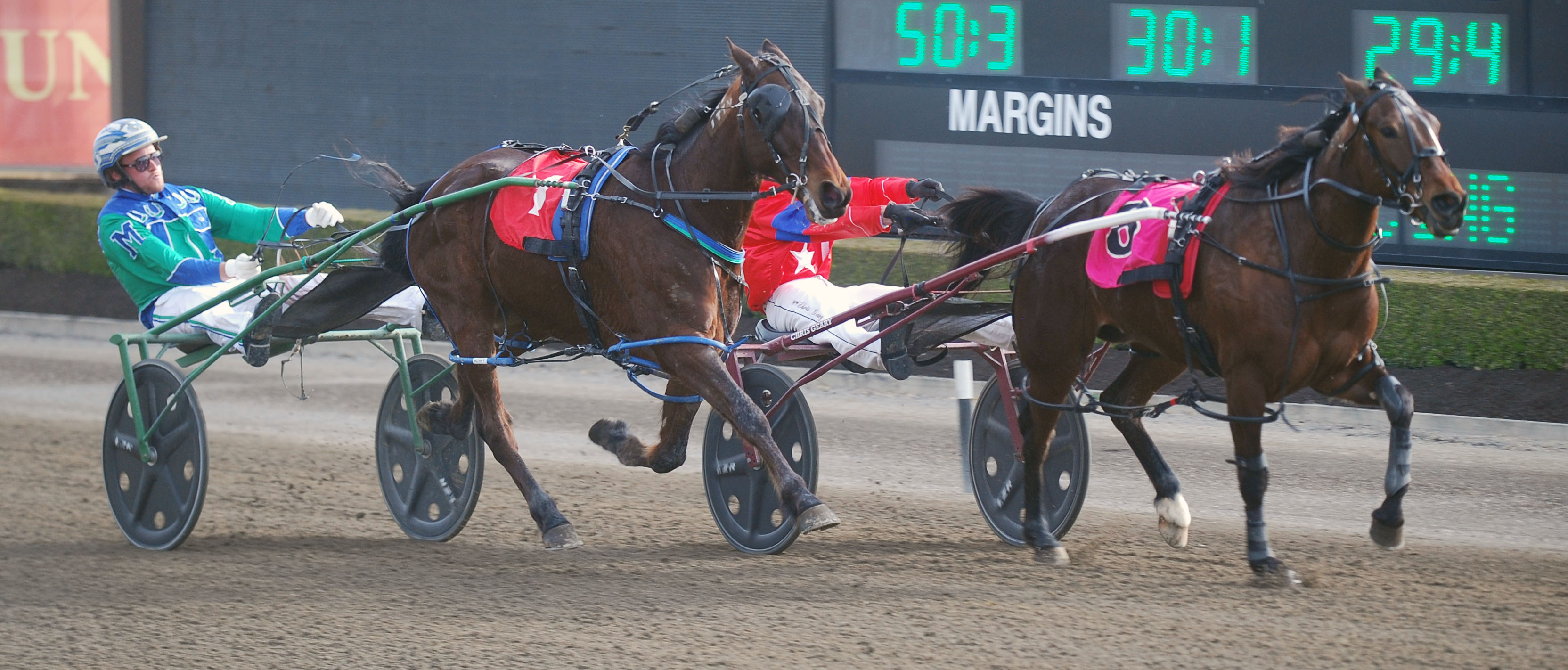 Preview: Menangle September 19