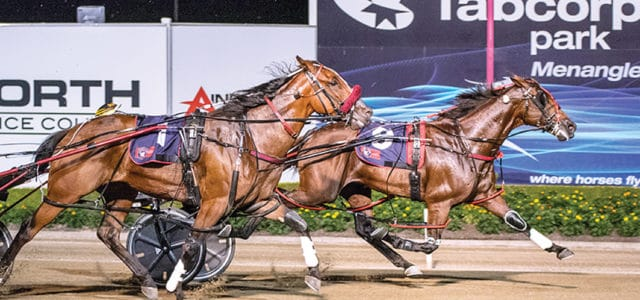 Chasing rare Group One double