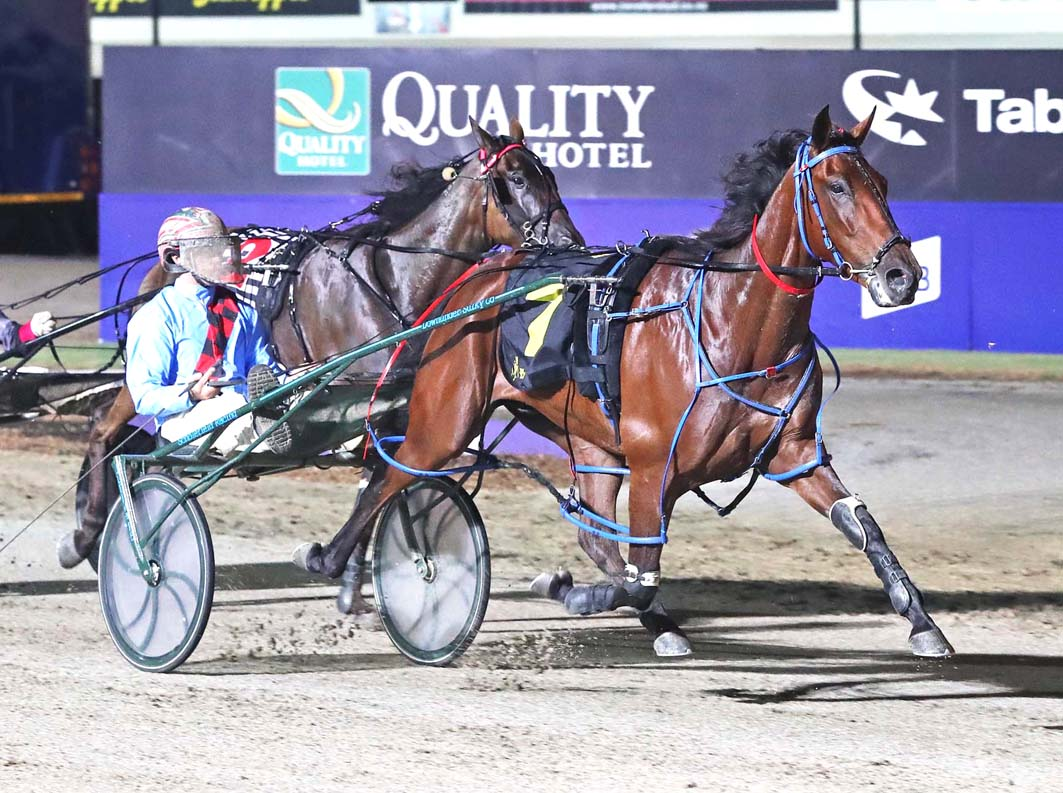 Mixed emotions for astute trainer