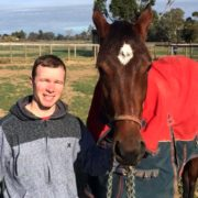 Australian Pacing Gold graduate strikes first