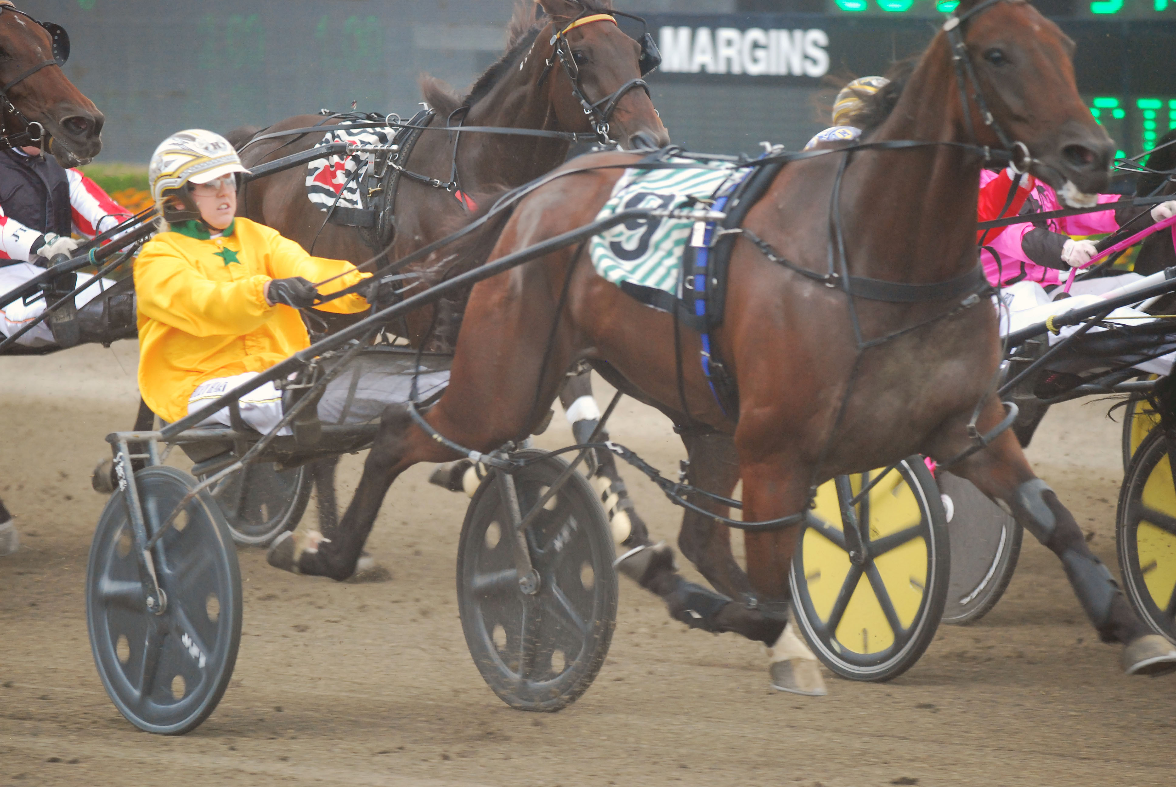 Preview: Menangle March 27