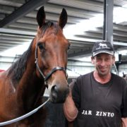 Mare's emotional return to racing