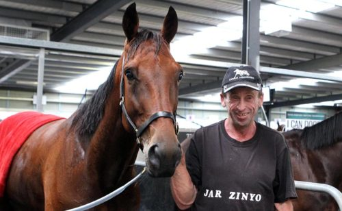 Memories of late harness racing character
