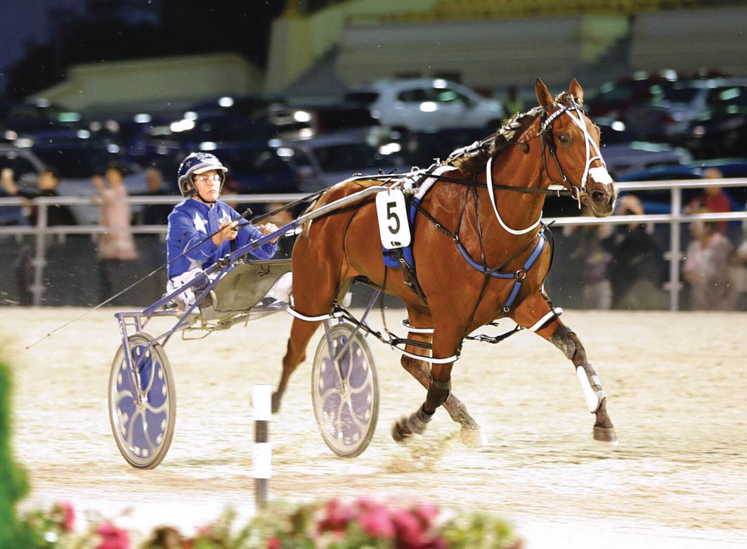 Another Group One for star filly
