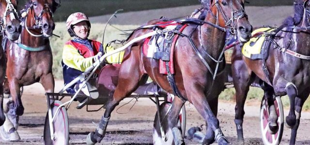 Globe trotter's final hit out before US trip