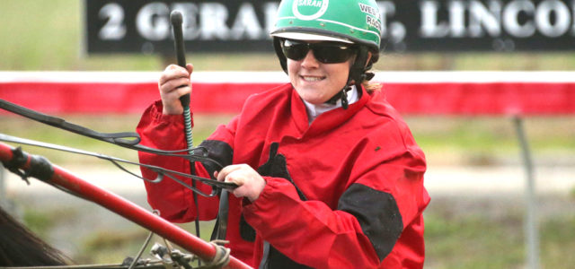 Youngster breaks maiden status
