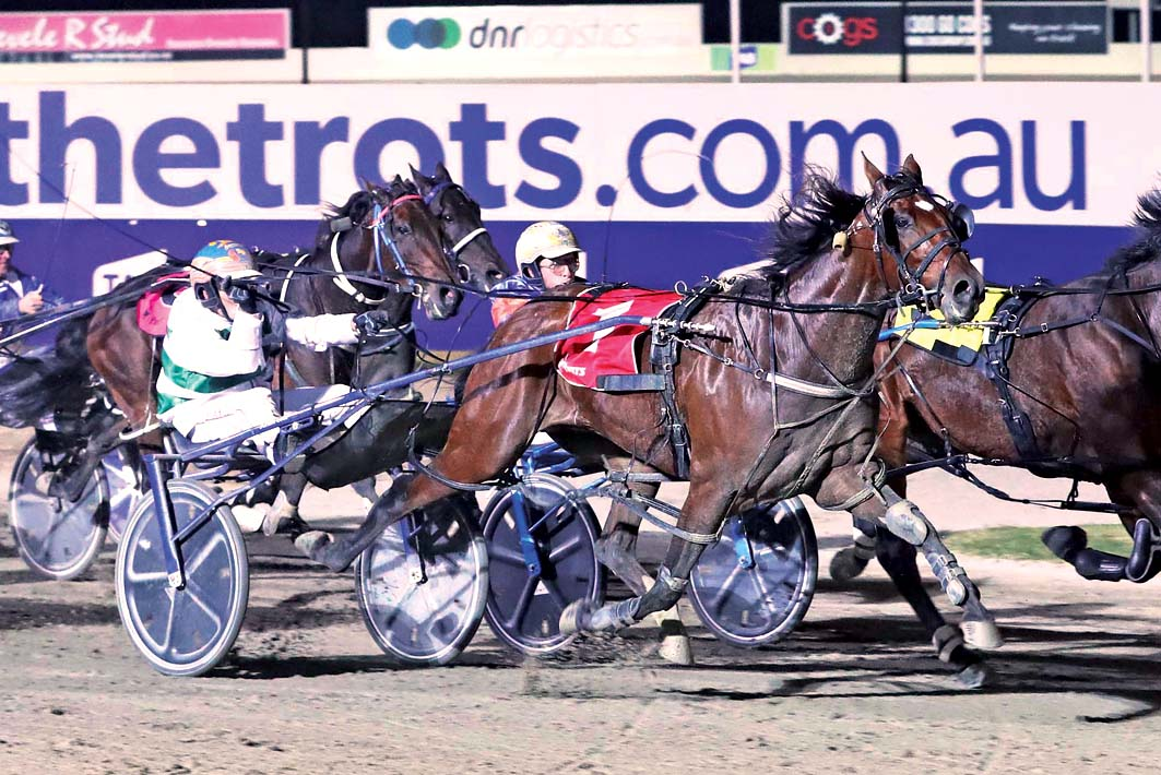 Maiden broken, now for Group One glory