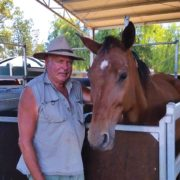 Veteran trainer to be nervous onlooker