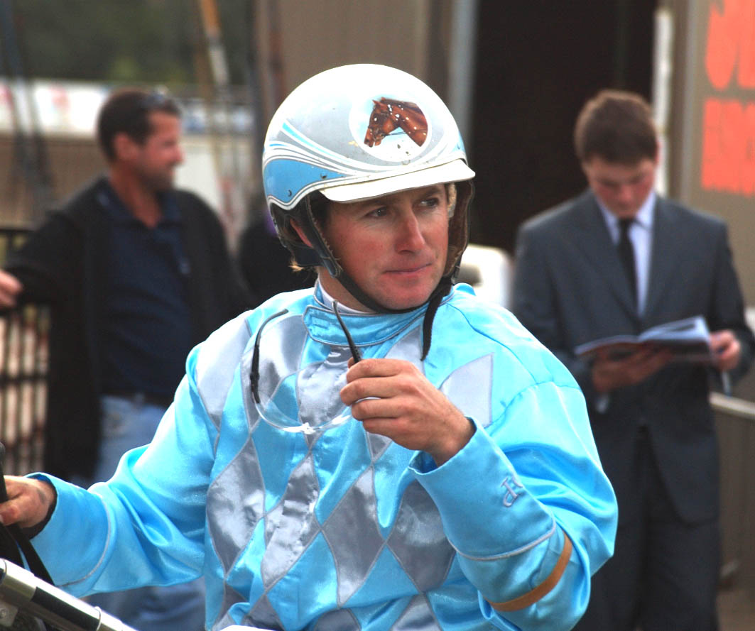 Ideal draw boosts trainer's confidence
