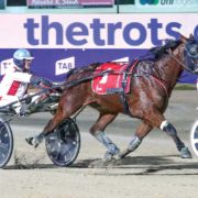 "Trainer ""rapt"" with initial Group One win"