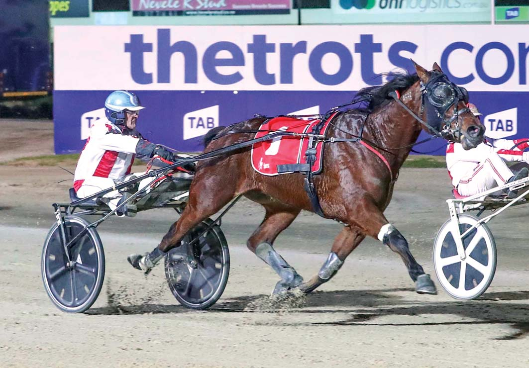 """Trainer """"rapt"""" with initial Group One win"""