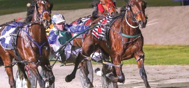 Valla rein's supreme in Group Two Final