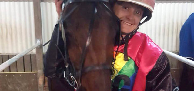 Popular horsewoman aiming for hat-trick