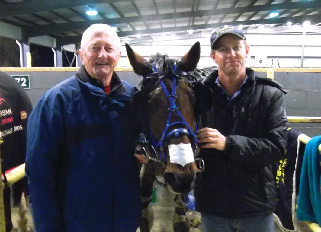 Trainer replaced as result of form reversal