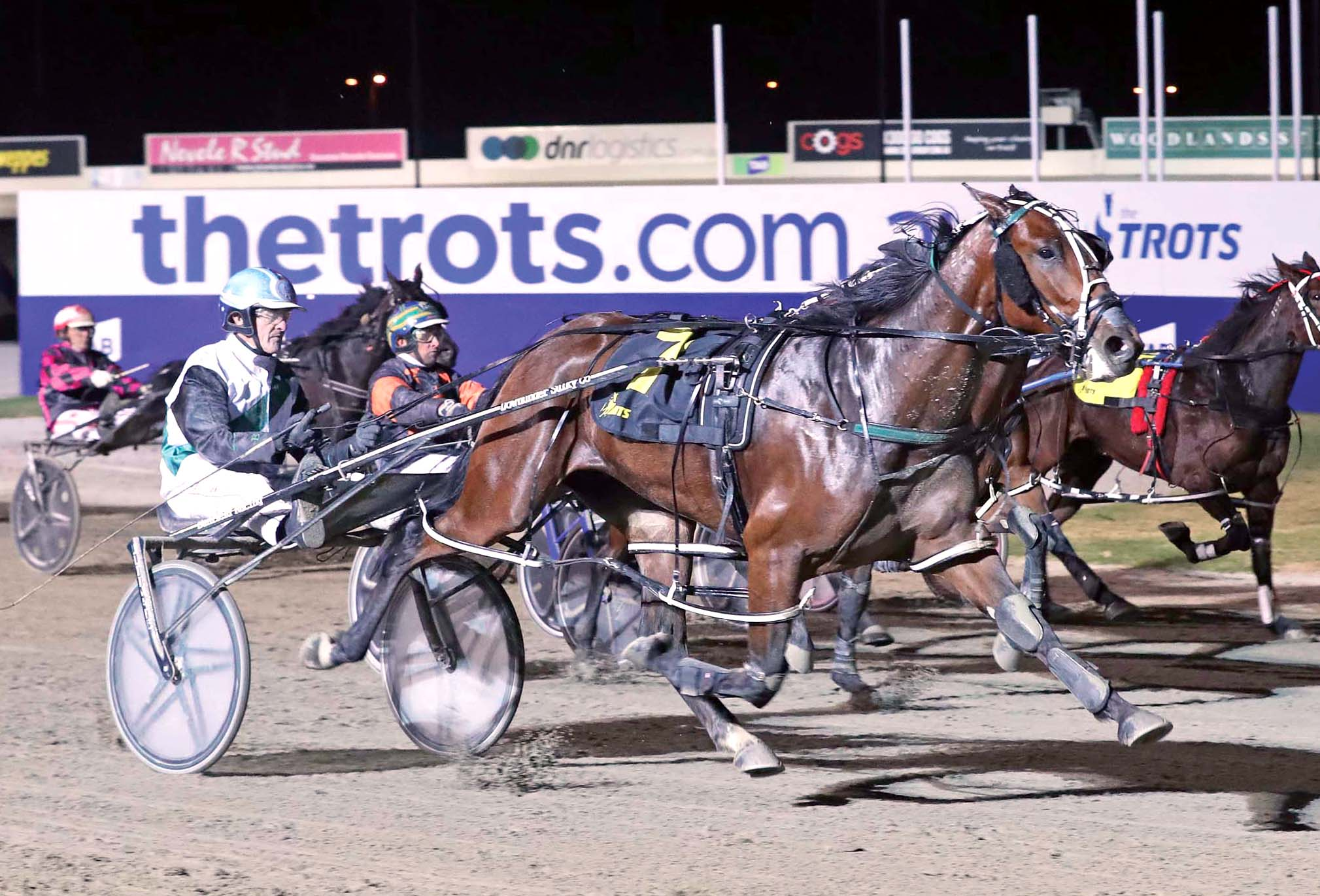 Raider chasing overdue Group One win