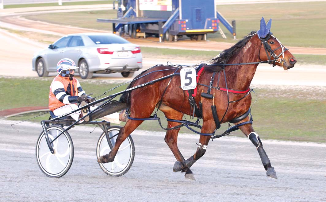 Inter Dominion long shot…not a problem!