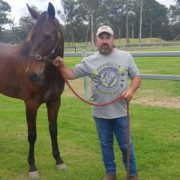 Stable debutante has trainer feeling pressure