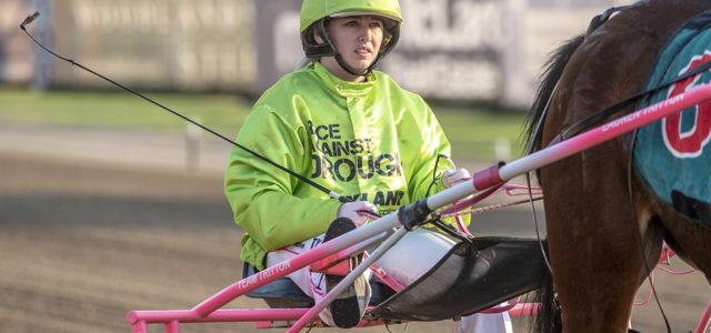 Triumphant Tritton back on home track