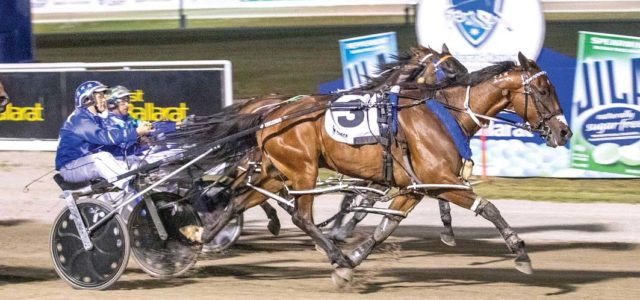 Chasing fifth consecutive win in Group One