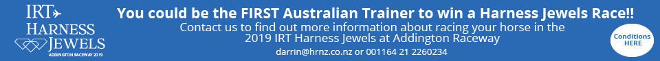 Harness Jewels Banner – conditions