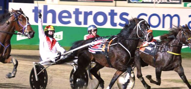 Maiden Group One for trainer and driver