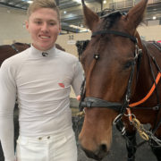 Gallagher's late surge secures Rising Stars title