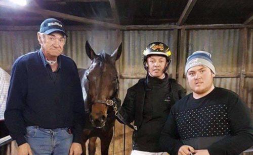 Veteran trainer loses long battle