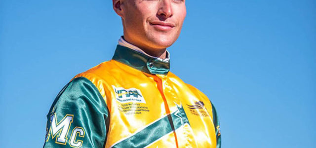 Aussie reinsman dominates The Meadowlands card