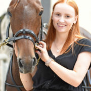Girls in the spotlight at Menangle