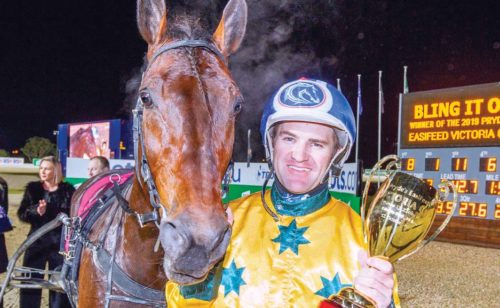 McCarthy and co honour hospitalised champion