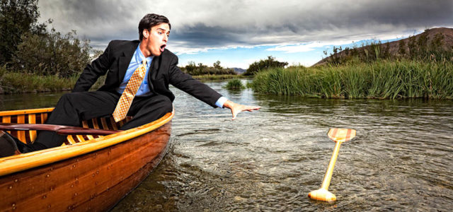 Is embattled club up 'that' creek without a paddle?