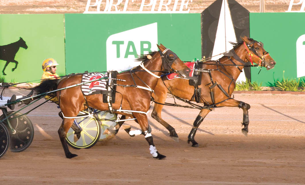Lucky to 'getaway' with maiden victory