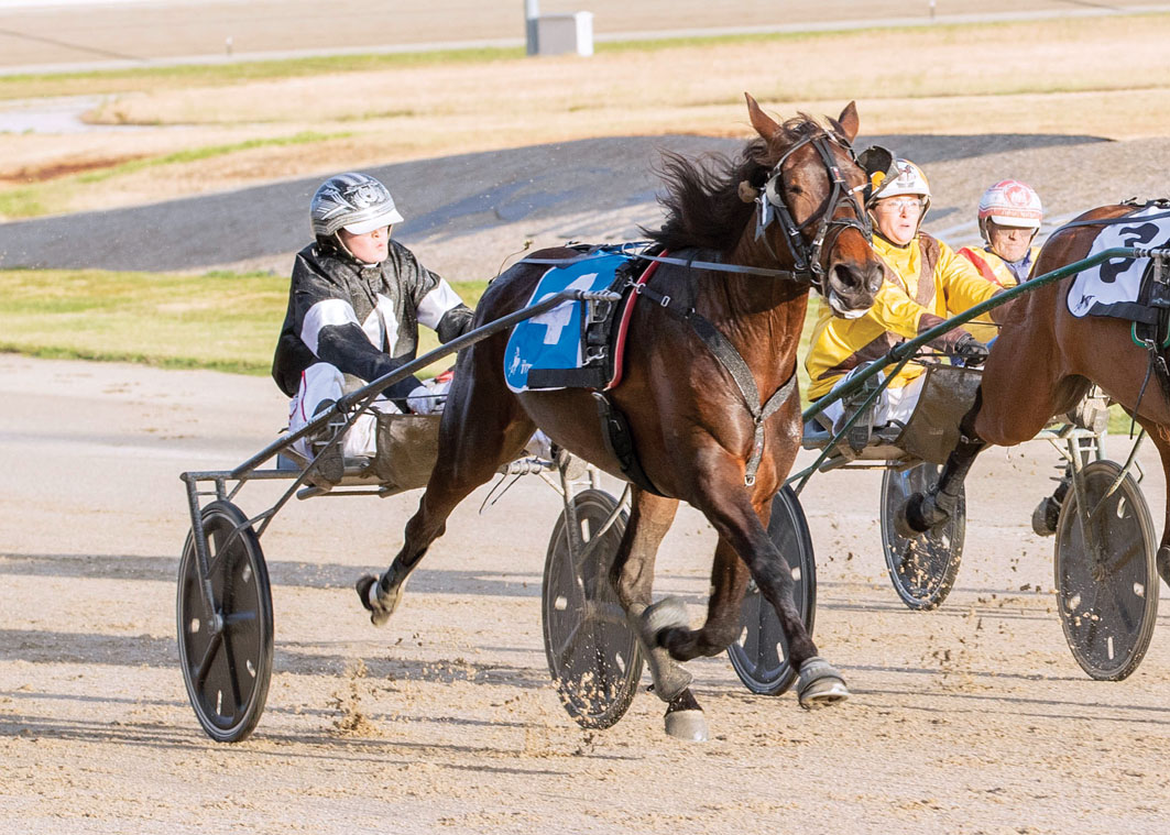 Trainer's Tabcorp triple treat