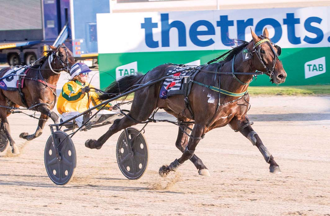 Fast proves too quick in Group Two dash