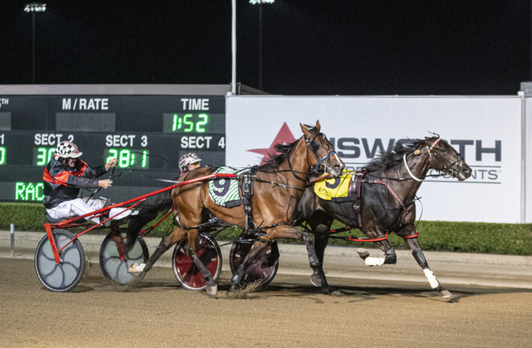 Mick Ko'cass previews Chariots of Fire night at Menangle