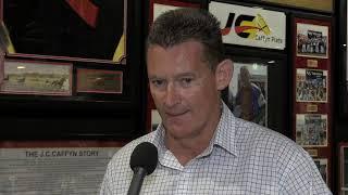 Bruce Christison previews Club Menangle's Grand Final