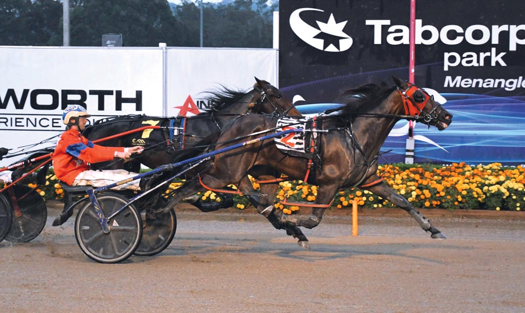 Omen bet goes by the wayside