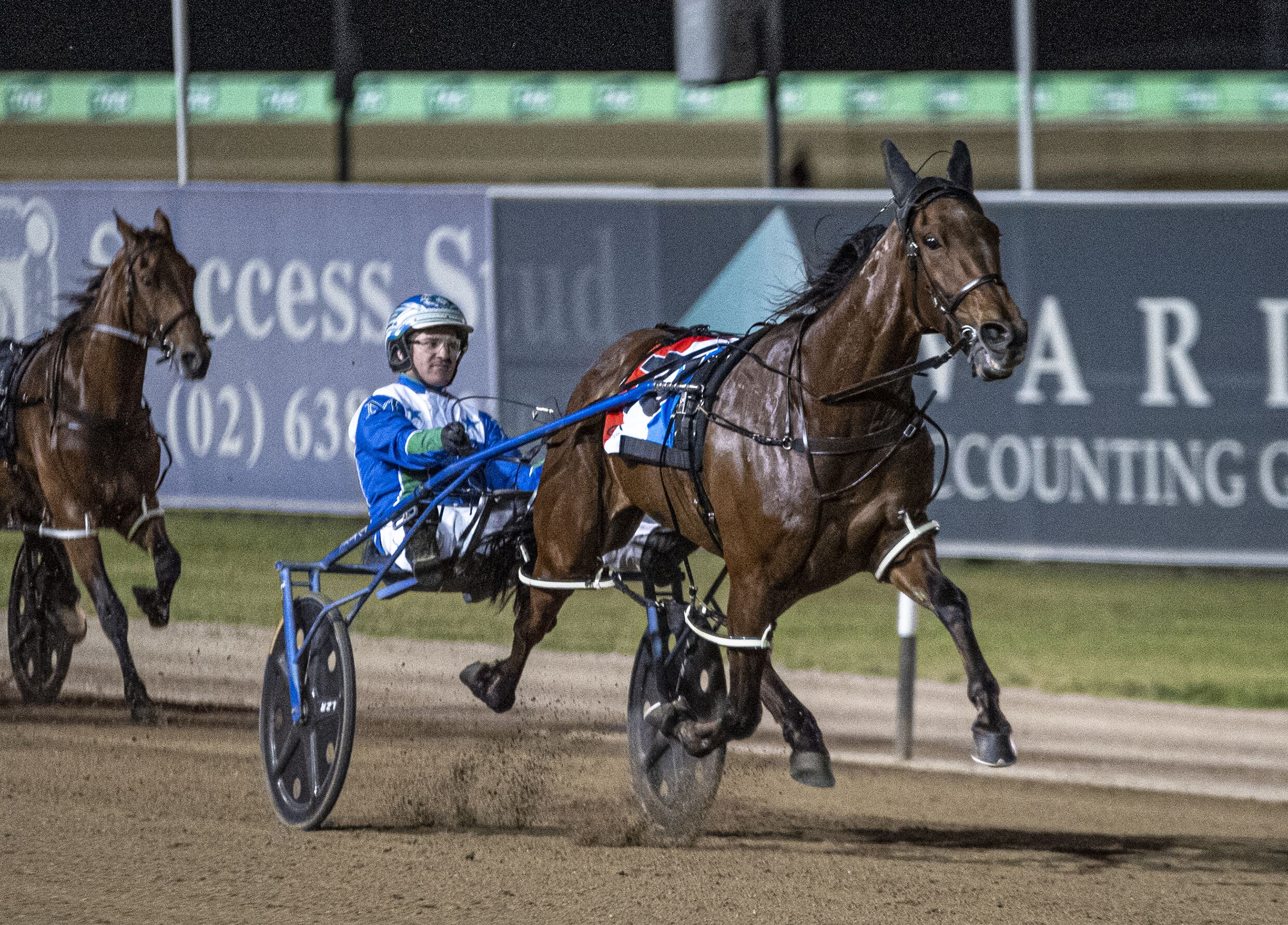 Mike Ko'cass previews The La Coocaracha and Menangle Saturday night