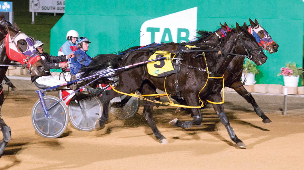 33-month drought from winners' circle broken