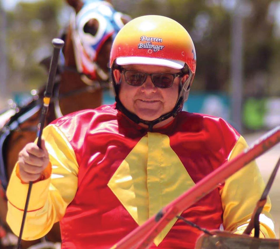 Well-seasoned horseman celebrates in style