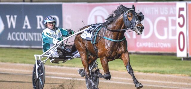 Promising trotter shades rivals in Group Two