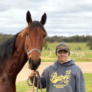 Concession driver registers maiden victory