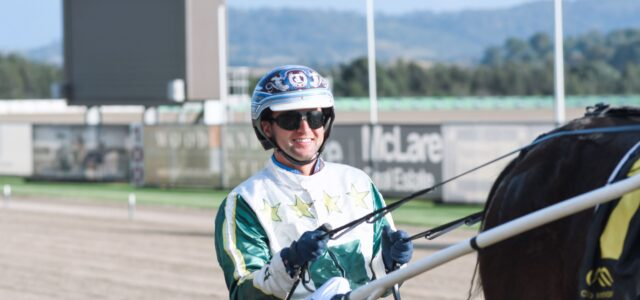 Personal best a reward for Trainor's consistency