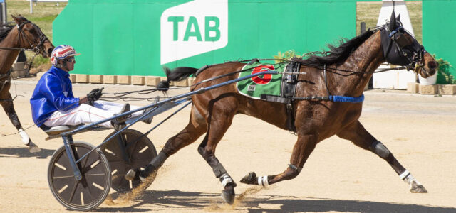 Trainer dedicates win to late mother