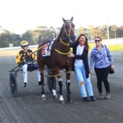 Lisa's new focus is now harness racing